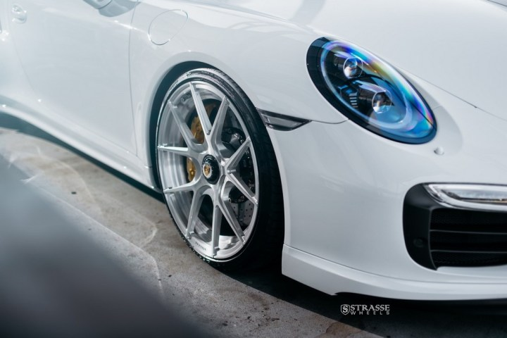 Strasse Wheels Porsche Turbo S CL 9