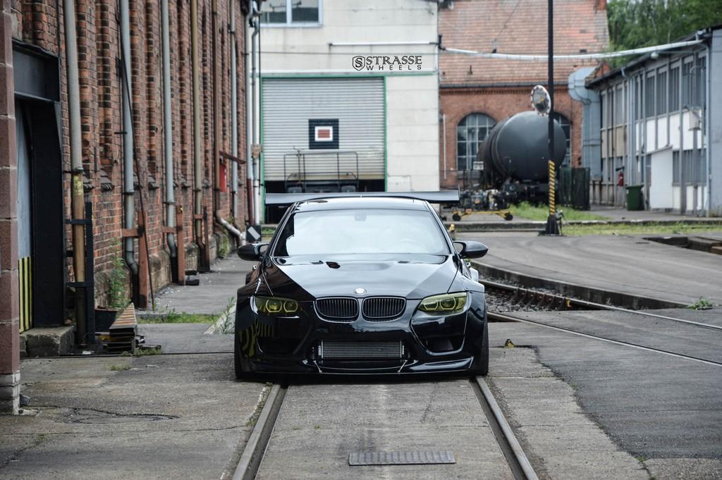 Supercharged BMW E92 M3 | A True Liberty Walk Beauty! -