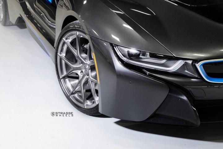 Strasse Wheels - BMW i8 - SM5R Concave Monoblock 9