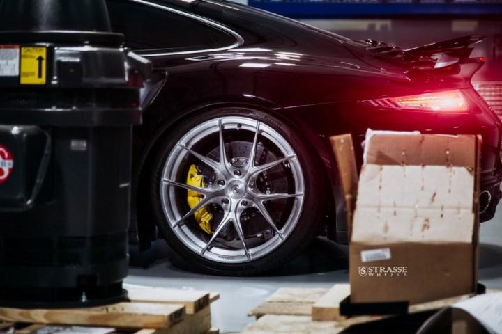 Strasse Wheels Porsche Turbo S 11