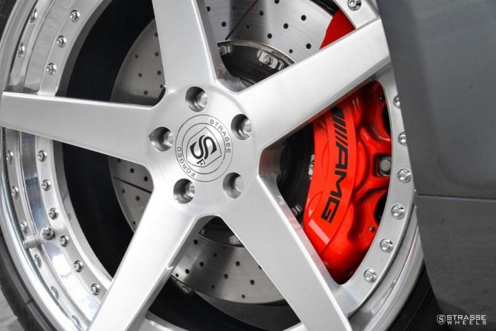 Strasse Wheels AMG GTs 6