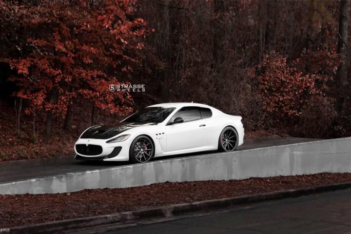 Strasse Wheels Maserati MC Stradale R10 CF 13