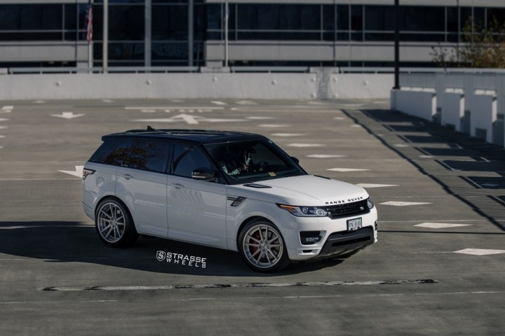 Strasse Wheels Range Rover HSE Sport SV1 10