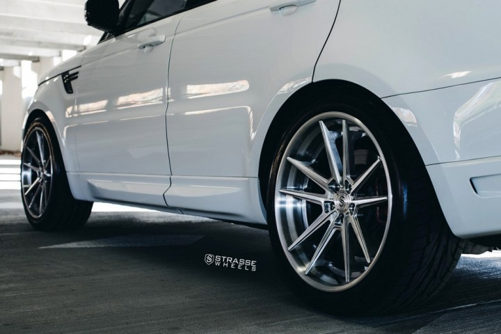 Strasse Wheels Range Rover HSE Sport SV1 14