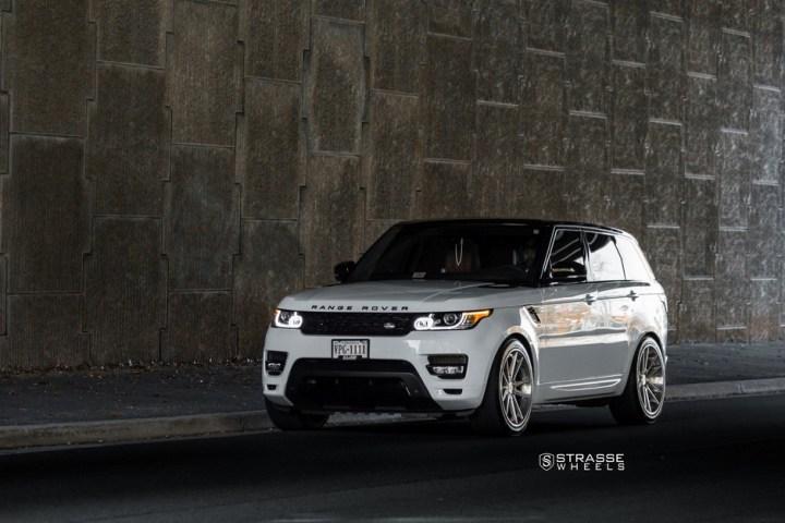 Strasse Wheels Range Rover HSE Sport SV1 17
