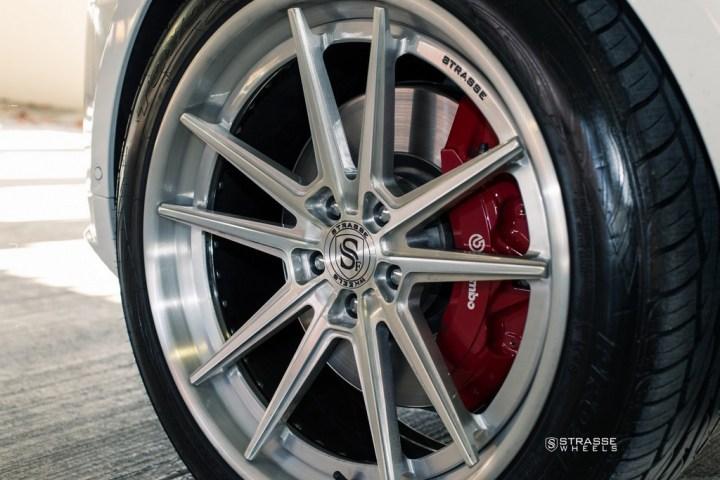 Strasse Wheels Range Rover HSE Sport SV1 5