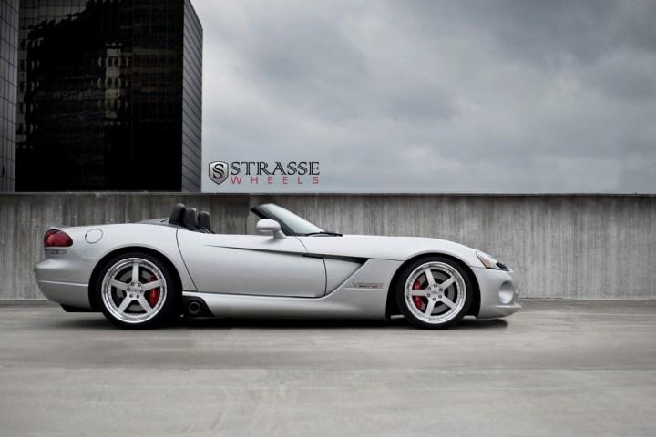 Strasse Wheels Viper 8