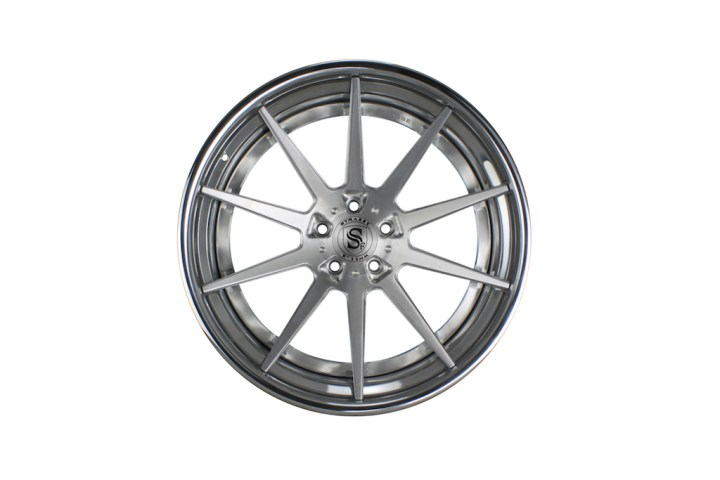 R10 Deep Concave FS - Brush & Polished 1