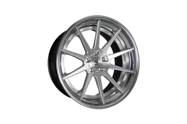 R10 Deep Concave FS - Brush & Polished 3