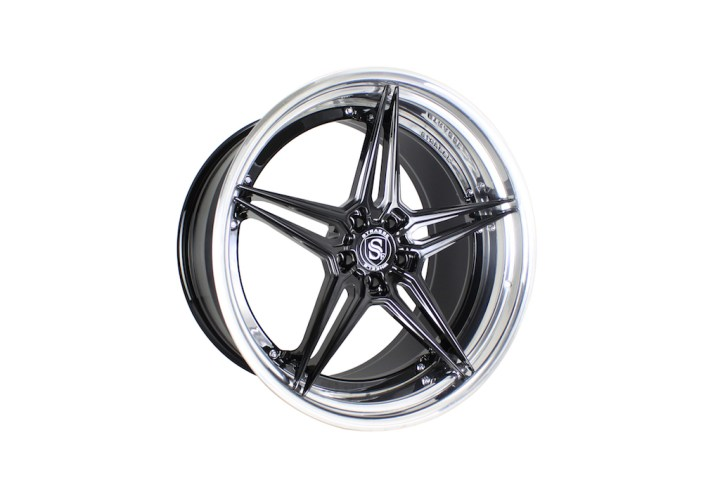 SV1 Deep Concave FS - Gloss Black & High Polished 2