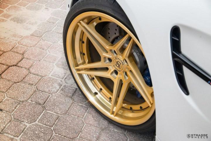 BMW F82 M4 - SV2T Deep Concave FS - Gold - Rob 11