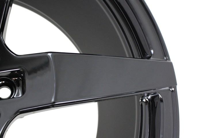 S5 Deep Concave Monoblock - Gloss Black 11
