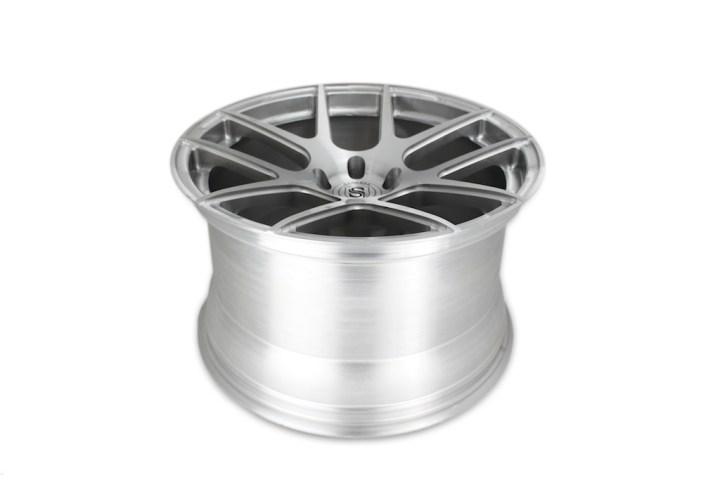 SM5 Deep Concave Monoblock - Brushed Aluminum 6