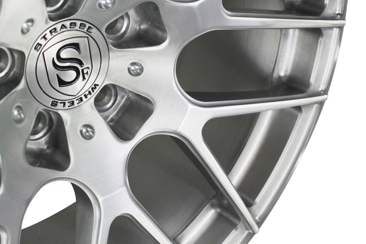 SM7 Deep Concave Monoblock - Brush & Gloss Clear 6