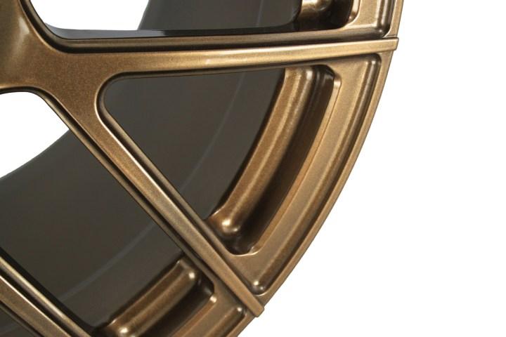 SM7 Deep Concave Monoblock - Gloss Bronze 6