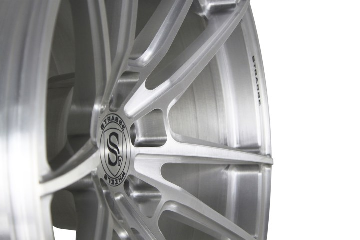 SV1 Deep Concave Monoblock - Brush & Clear 10