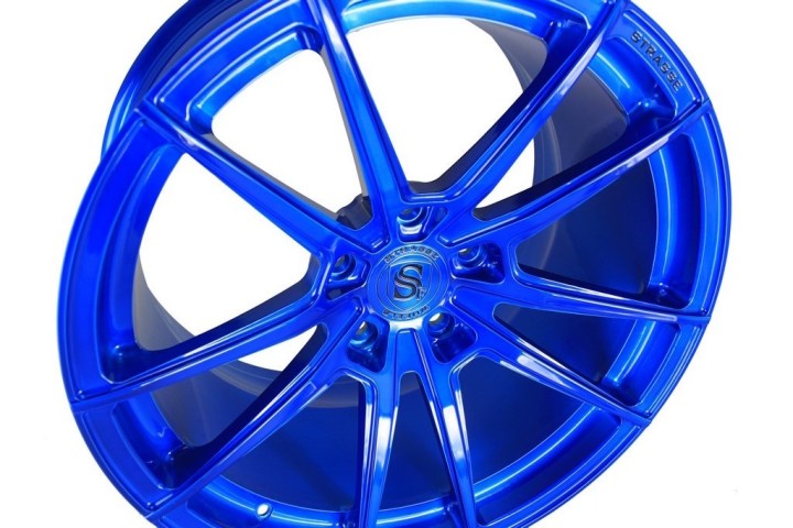 SV1 Deep Concave Monoblock - Brushed Blue 5