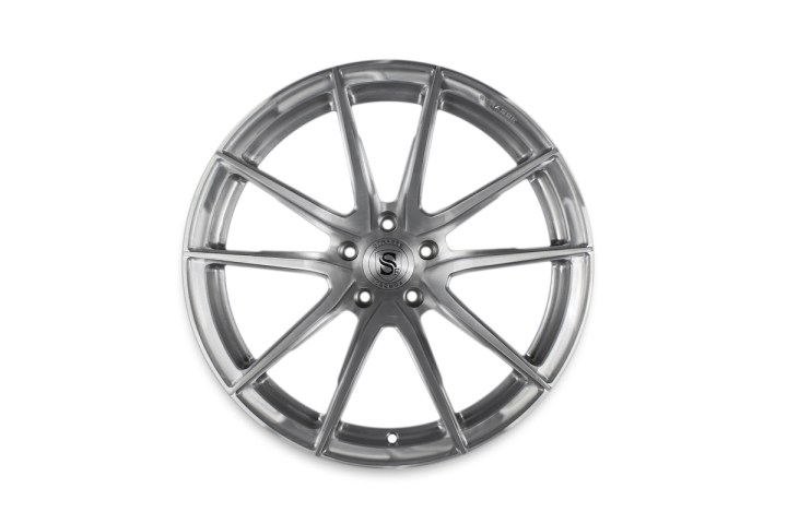 SV5 Deep Concave Monoblock - Brush & Gloss Clear 1