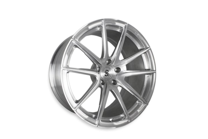 SV5 Deep Concave Monoblock - Brush & Gloss Clear 2