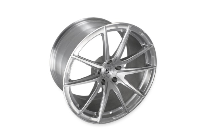SV5 Deep Concave Monoblock - Brush & Gloss Clear 5