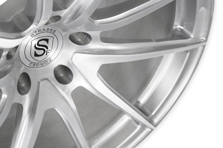 SV5 Deep Concave Monoblock - Brush & Gloss Clear 6