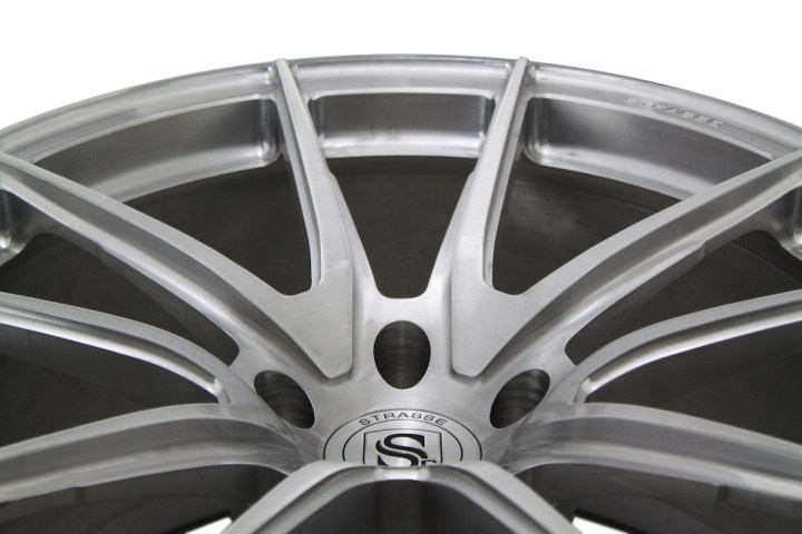 SV5 Deep Concave Monoblock - Brush & Gloss Clear 7