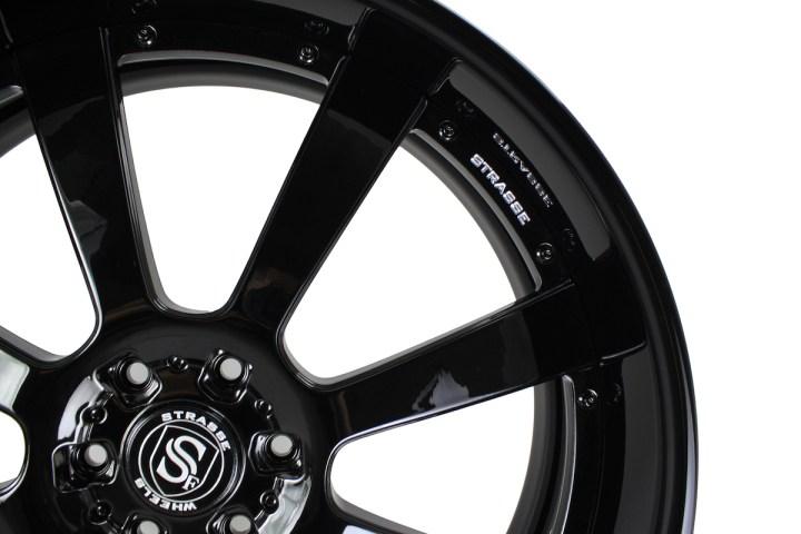 T8 Signature Series - Gloss Black 3