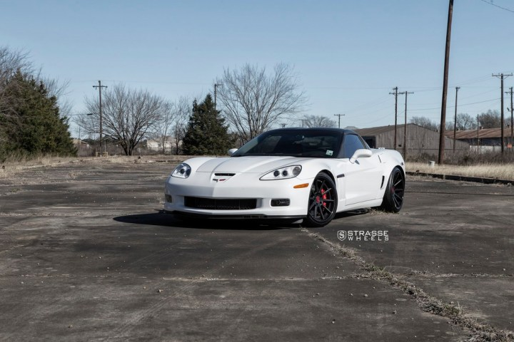 Chevrolet Corvette C6 Grand Sport - R10 Deep Concave 3