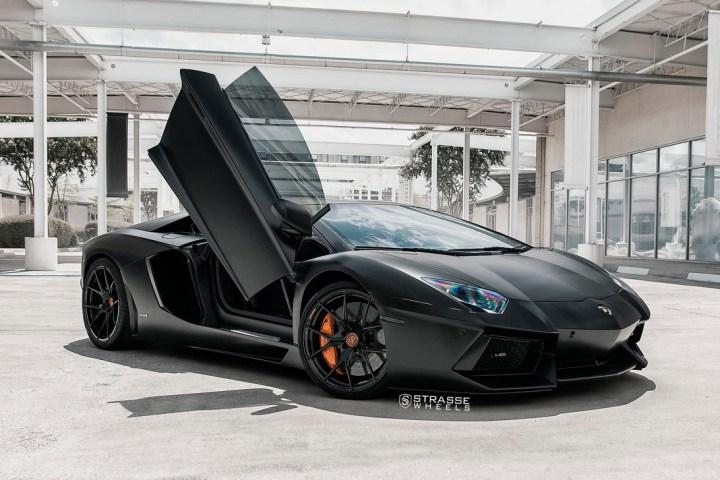 Lamborghini Aventador LP700-4 - SM5R Deep Concave Monoblock 2
