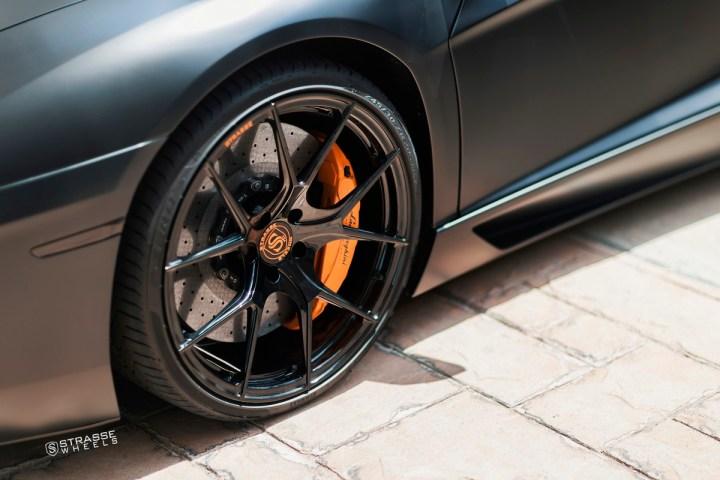 Lamborghini Aventador LP700-4 - SM5R Deep Concave Monoblock 8