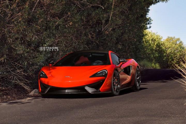 McLaren 570S - 20:21 SM5R Deep Concave Monoblock 1