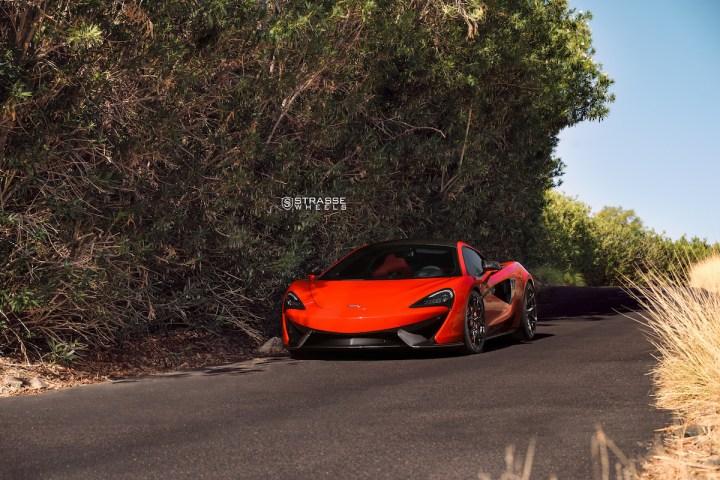 McLaren 570S - 20:21 SM5R Deep Concave Monoblock 12
