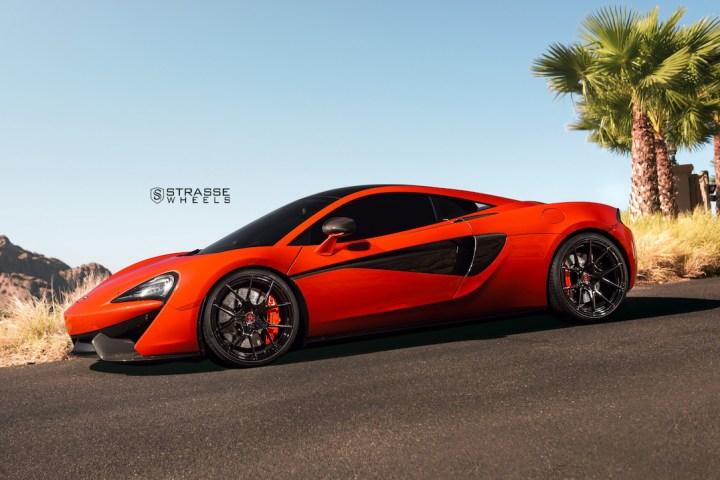 McLaren 570S - 20:21 SM5R Deep Concave Monoblock 2