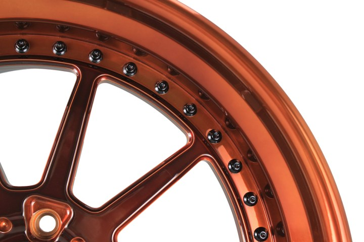 R10 Competition Series - Brushed & Polished Cognac 2