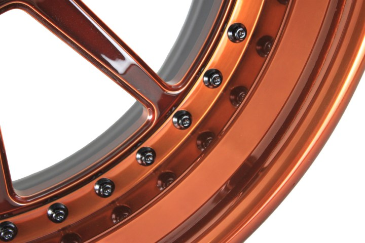 R10 Competition Series - Brushed & Polished Cognac 3
