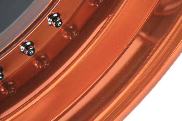 R10 Competition Series - Brushed & Polished Cognac 5