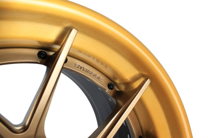 SM5R Deep Concave FS - Satin Bronze & Gloss Brushed Golden Bronze 6