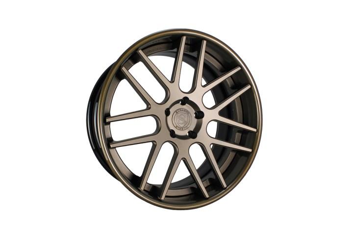 SM7 Deep Concave - Matte & Gloss Bronze 2