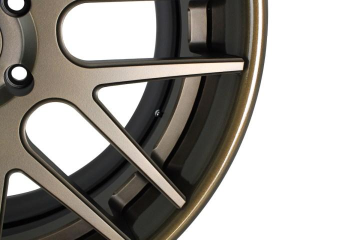 SM7 Deep Concave - Matte & Gloss Bronze 3
