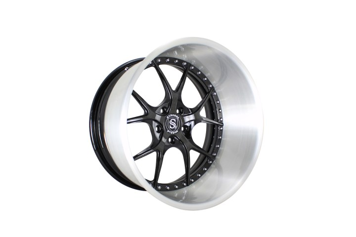 SM5R Signature Series - Carbon & Brushed 3