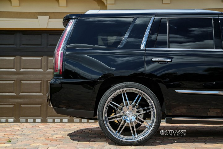 Strasse Wheels Escalade S8 11
