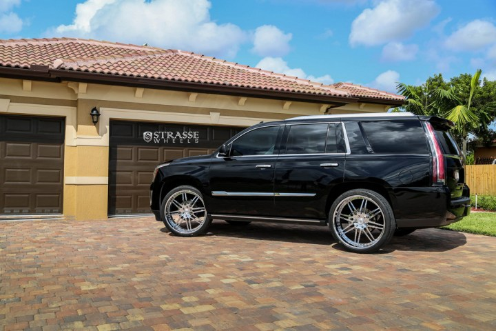 Strasse Wheels Escalade S8 13