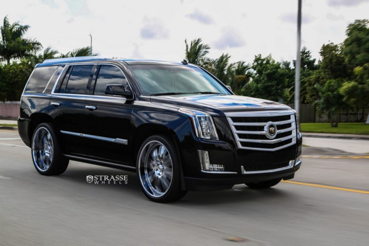 Strasse Wheels Escalade S8 2