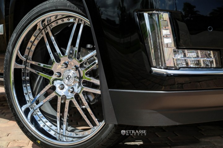 Strasse Wheels Escalade S8 5