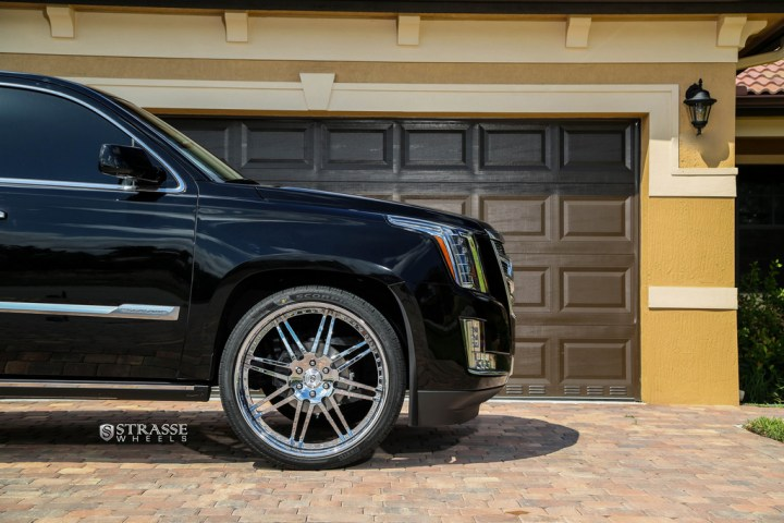 Strasse Wheels Escalade S8 6