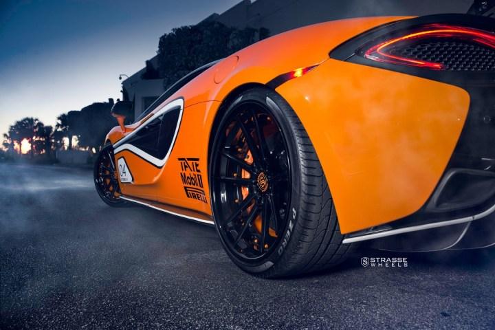 McLaren 570S - 20:21 SV1 Deep Concave FS - Ventura Orange 13
