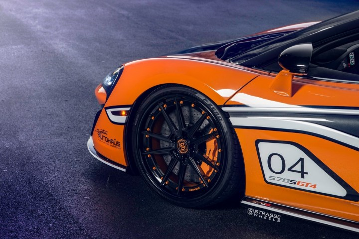 McLaren 570S - 20:21 SV1 Deep Concave FS - Ventura Orange 7