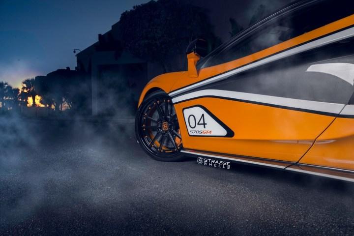 McLaren 570S - 20:21 SV1 Deep Concave FS - Ventura Orange 9