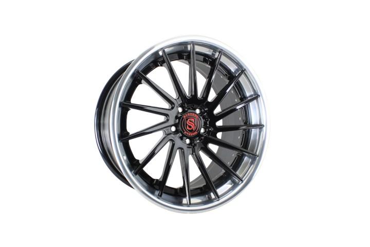 SV15T Deep Concave FS - Gloss Black & High Polish 3