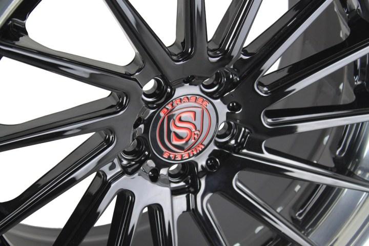 SV15T Deep Concave FS - Gloss Black & High Polish 7